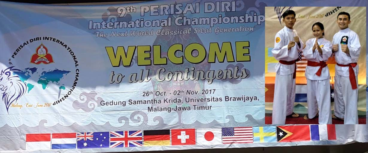 9th Perisai Diri International Championship 2017